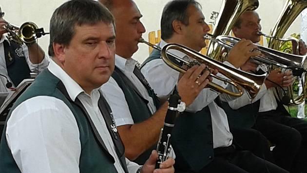 Dechová kapela Babouci