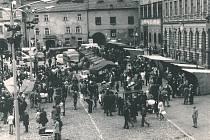 Prachatice, Slavnosti Zlaté stezky z roku 1969.