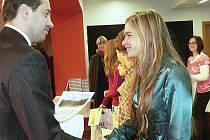 Včera se v Prachaticích dostalo ocenění Talentům okresu Prachatice za rok 2010.