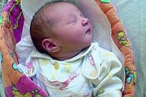 Barbora Drabešová se narodila ve strakonické porodnici 4. února v 17.05 hodin. Vážila 3200 gramů. Doma ve Vimperku už na sestřičku čekali Matýsek (7 let) a Filípek (3 roky).