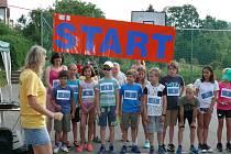 ZŠ Vodňanská se připojila k Olympijskému běhu.