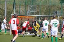 Na prachatické umělce se koná tradiční turnaj měst v malém fotbale.