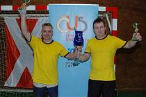 Do seriálu Sportuj s námi byl zařazen i turnaj stolních tenistů v Prachaticích.