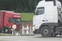 Řidič kamionu se zřejmě dopustil zpronevěry. Ilustrační foto.