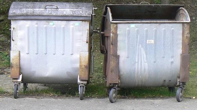 Obec za svoz komunálního odpadu doplácí okolo čtyřiceti tisíc korun. Ilustrační foto.