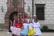 Country taneční skupina Mary Lou.