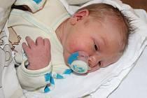 Šestiletý Filípek má od neděle 4. února brášku. Jakub Pánek se narodil v prachatické porodnici v 10.53 hodin. Vážil 3400 gramů. Rodina Lucie a Jana Pánkových žije ve Vodici.