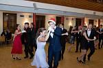 Vánoční taneční lekce v Prachaticích.