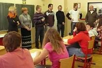 Setkání ve škole