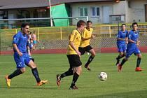 K poslednímu utkání před začátkem nové sezony si Tatran Prachatice A pozval v rámci přípravy FK Lažiště. Zápas nakonec skončil remízou 1:1.