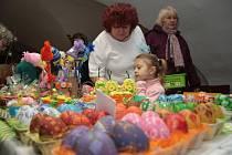 Zahájení Velikonoční výstavy v prachatickém Muzeu české loutky a cirkusu.