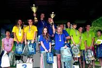 Žáci ze Šumavských Hoštic vyhráli národní dopravní soutěž.