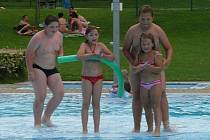 Prachatické veřejné koupaliště dostalo zelenou. Vzorky vody ukázaly, že je možné do bazénů pustit plavce. Od úterka se tak mohou zájemci vykoupat.