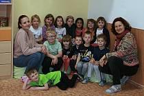 Mateřská škola Husinec, 2. třída - Kuřátka.
