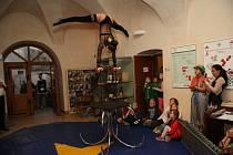 Muzeum české loutky a cirkusu. Ilustrační foto