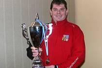 Pavel Šilhán dovedl tým sálovkářů České republiky do 21 let k titulu Mistrů Evropy.