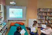 Týden knihoven v Městské knihovně v Prachaticích.