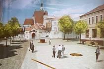 Studii na rekonstrukci Malého náměstí mají Prachatičtí v ruce. Podle ní by chtěli příští rok zaplatit projektovou dokumentaci. Zaplatí ji z rozpočtu roku 2017.