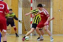 Dalším kolem pokračovala Vimperská liga sálového fotbalu.