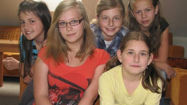 Na otázky Deníku odpovídaly žačky ze Základní školy Vodňanská v Prachaticích.