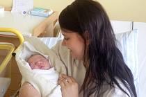 Tereza Kokešová se v prachatické porodnici narodila ve čtvrtek 10. července v 13.11 hodin. Vážila 3650 gramů. Rodiče Radka a Vlastimil si dceru odvezli domů, do Leptače.