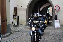 Motorkáři v sobotu odpoledne zavřeli silnice Prachaticka. Letošní sezona tak skončila.