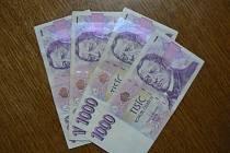 Žena si přisvojila od června roku 2000 do dubna 2007 více než sto třináct tisíc korun za nájem od společenství vlastníků. Ilustrační foto.