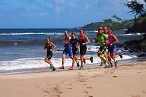 V neděli 28. října startuje na Maui MS v Xterra triatlonu.