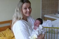 Daniel Friedek se narodil v prachatické porodnici v neděli 25. listopadu ve 14.35 hodin. Vážil 3100 gramů a měřil 50 centimetrů. Rodiče Markéta a Libor jsou ze Svojnic. Na brášku se těšili sourozenci Žanetka (6 let) a Tomáš (16 let).