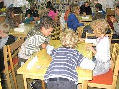 Knihovny slavily svátek a s nimi i děti a dospělí.