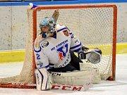 Hokejisté Vimperka podlehli Veselí nad Lužnicí 6:7 a cesta do play off se jim uzavřela.