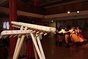Libín-S připravil pro své příznivce na neděli vzpomínkové odpoledne věnované účasti na mezinárodním folklorním festivalu v USA.