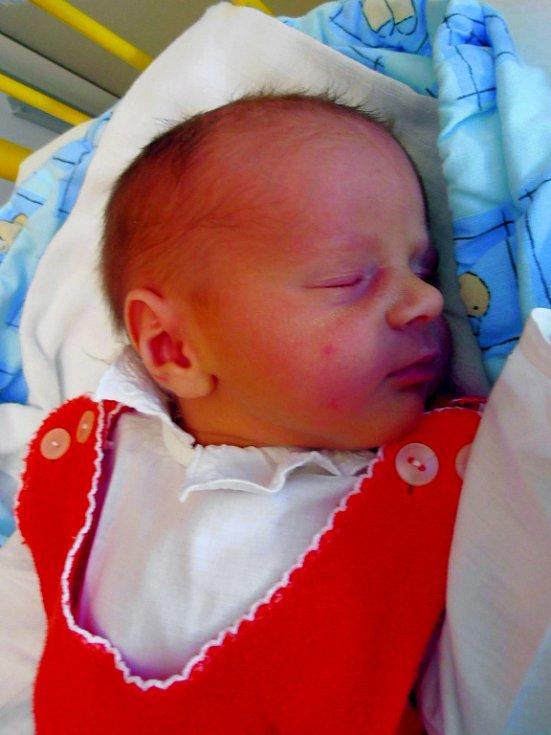 Jaroslav a Jaroslava Kolářovi z obce Dubská Lhotka jsou pyšnými rodiči Adély Kolářové. Adélka, která po narození vážila 3,42 kg, se narodila 21.5.2012 v 10 hodin a 20 minut.