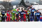 Šumavský maraton se poběží z Modravy do Kvildy.