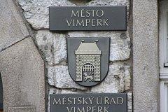 Městský úřad Vimperk.