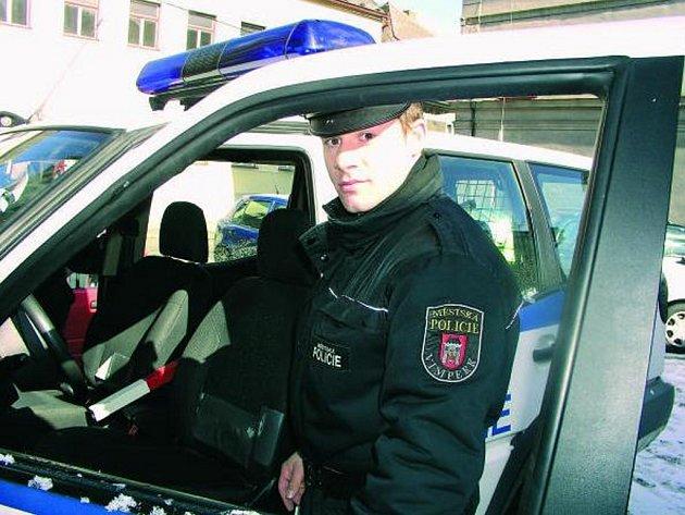 BUDOU SE STĚHOVAT. Zřejmě ještě letos se přesunou vimperští městští strážníci do budovy TKB. Jejich současná budova bude privatizována.