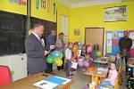 Zahájení školního roku v ZŠ Lenora.