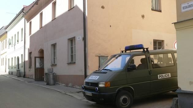 V Prachaticích vyjeli policisté k místu, kde měl být údajně pobodán účastník šarvátky.