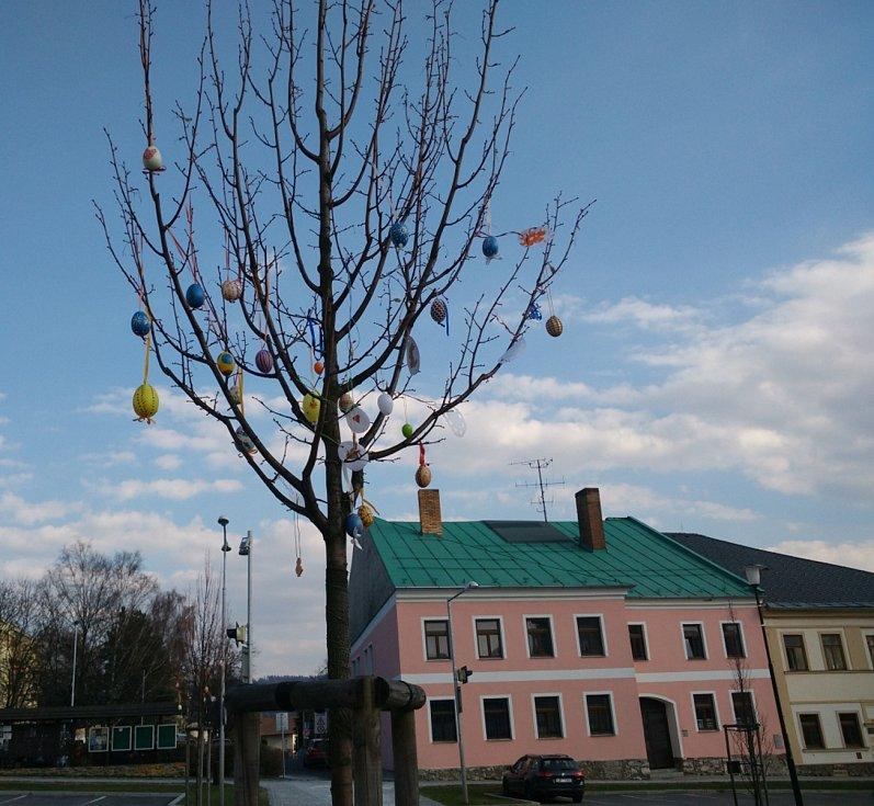 Tak trochu jiné Velikonoce ve Volarech.