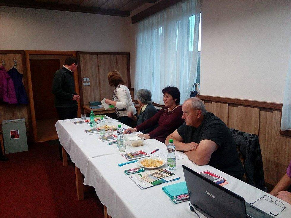 Parlamentní volby v Buku na Prachaticku.