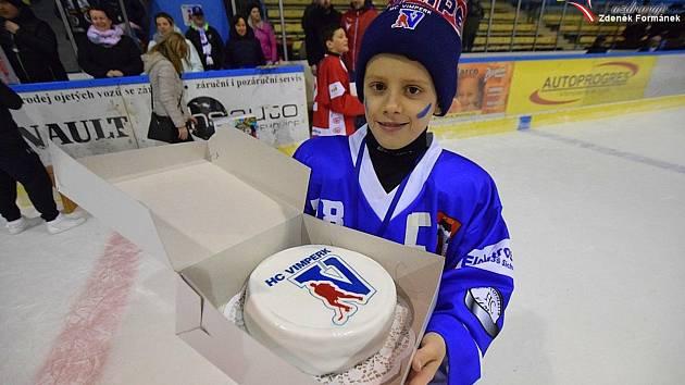 Mladší žáci Vimperka skončili na Jarním poháru druzí.