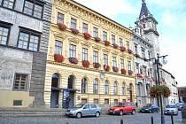 Prachatická radnice. Ilustrační foto
