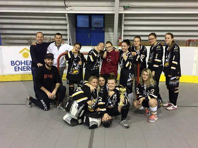 Horalky přivezly z Kralup skvělé druhé místo.