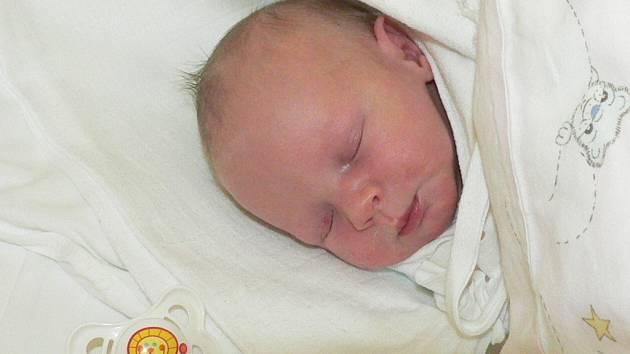 Vladimíra Šimková z Vimperka se narodila dne 21.1.2008 v 18.55 hodin. Vladimíra váží 2,7 kg a měří 49 cm.