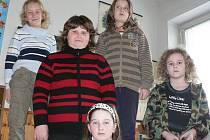 Jak vidí svět kolem nás naše Zlatíčka (zleva shora) Magdaléna Talířová (4.A), Eva Zochová (4.A), Adéla Horká (3.A) a Denisa Grillová (3.A) ze Základní školy v Netolicích?