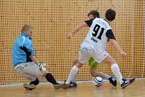 Pokračovala Prachatická futsal liga.