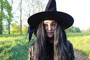 Lampionový průvod a pálení čarodějnic ve Volarech.