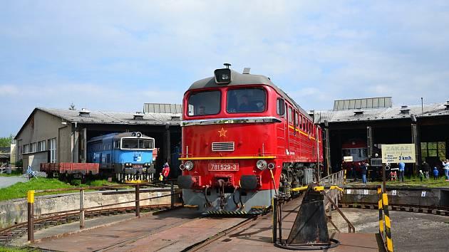 Dny železnice. Ilustrační foto.