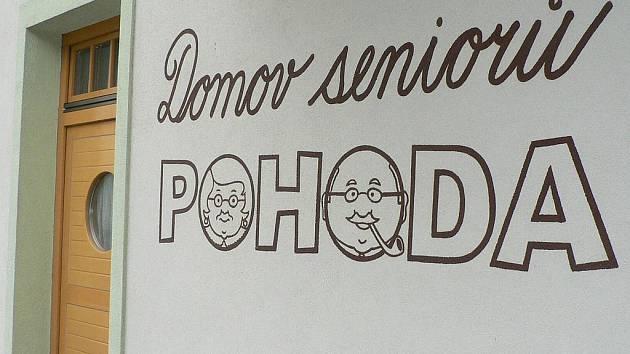 Ilustrační foto - Domov seniorů Pohoda v Netolicích.