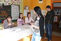 Prachatice, volební okrsek č. 6 Národní